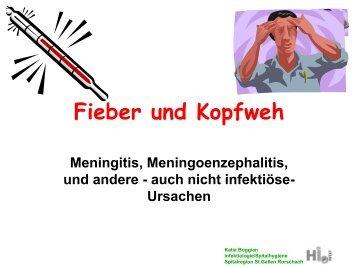 Fieber und Kopfweh - infekt.ch