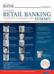 RETAIL BANKING - IIR Deutschland GmbH