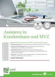 Assistenz in Krankenhaus und MVZ - IIR Deutschland GmbH