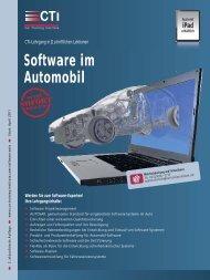 Software im Automobil - IIR Deutschland GmbH