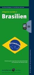 Brasilien: Der latein ist ein ho Wachstum - IIR Deutschland GmbH