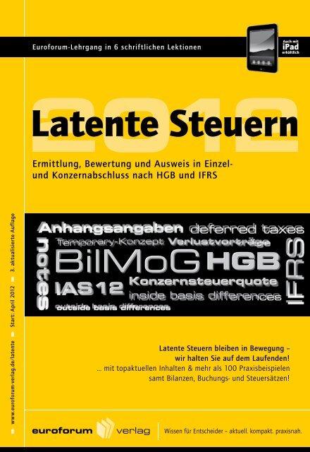 e Steuern - IIR Deutschland GmbH