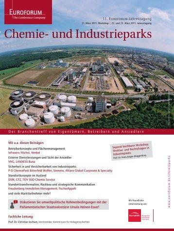 Chemie- und Industrieparks - IIR Deutschland GmbH