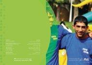 تقرير التنمية املستدامة2012