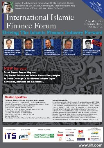 Download Brochure [English] - IIR Middle East