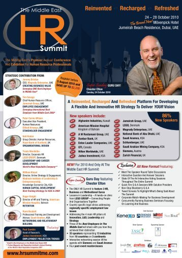 Summit - IIR Middle East