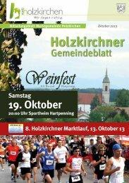 Oktober 2013 - Holzkirchen