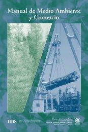 Manual de Medio Ambiente y Comercio - International Institute for ...