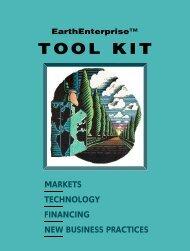 Earthenterprise Tool Kit - International Institute for Sustainable ...