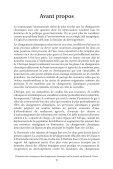 Évaluation des conséquences des changements climatiques sur la ... - Page 4
