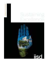 English (PDF - 3.1 MB) - International Institute for Sustainable ...
