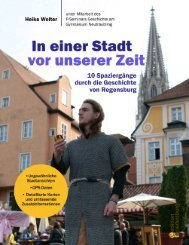 In einer Stadt vor unserer Zeit (Leseprobe) - Buchhandel.de