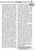 Das Gemeindeboot - Evangelischer Kirchenkreis Zossen-Fläming - Page 5