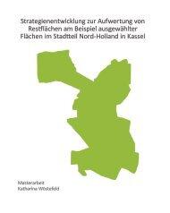 Strategienentwicklung zur Aufwertung von Restflächen am ... - KOBRA