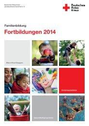 Fortbildungen 2014 - Familienzentrum NRW