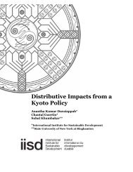 PDF - 459 KB - International Institute for Sustainable Development