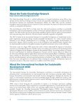 Sustainable Development Impacts of Investment Incentives: A Case ... - Page 3