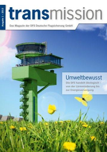 Ausgabe 01/2013 - Deutsche Flugsicherung GmbH