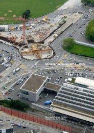 Strassennetzplan 2014 bis 2029 - Bau-, Verkehrs - Kanton Bern