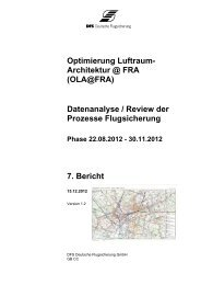 TOP 9 - DFS, 7. Bericht OLAatFRA Datenanalyse, Version 1.2 ...