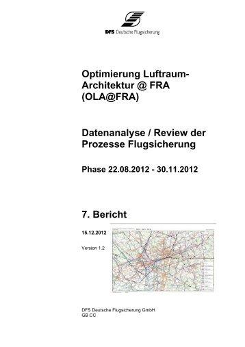 TOP 9 - DFS, 7. Bericht OLAatFRA Datenanalyse, Version 1.2 ...