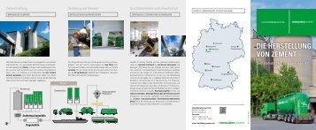 Die Herstellung von Zement - HeidelbergCement