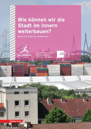 Kursmaterial (PDF, 29 Seiten, 4.7 MB) - IBA Hamburg