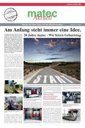 Ausgabe 3 / 2012 - matec