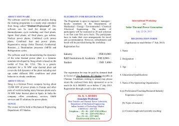 Brochure -Int Workshop on STPG 22 July 2013.pdf - Indian Institute ...
