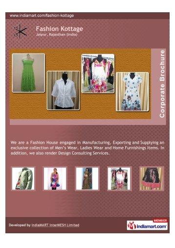 Contact Details Fashion Kottage - Imimg