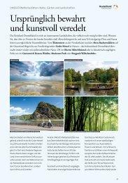 PDF Natur, Gärten und Landschaften herunterladen - Germany