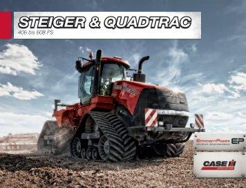 Download Steiger & Quadtrac Broschüre - Case IH