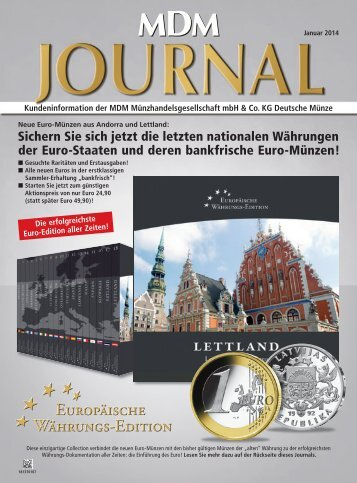 MDM Journal - MDM Deutsche Münze