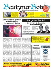 07.September 2013 - BautzenerBote.de