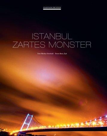 ISTANBUL ZARTES MONSTER - Das Herrenzimmer