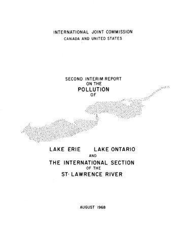 Docket 83 Second Interim Report 1968-08.pdf - International Joint ...