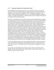 Baird, W.F. and Associates Coastal Engineering Ltd. Detailed Study ...