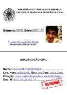 CARTEIRA DE TRABALHO E PREVIDÊNCIA SOCIAL - Page 2