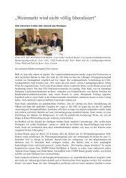 2013-06-02 Bericht BNN zu Weinbaupolitischer ... - CDU-Fraktion