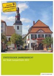Jahresbericht 2011 - Stadt Lampertheim
