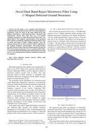 International Journal of Computer Theory and Engineering - ijcee