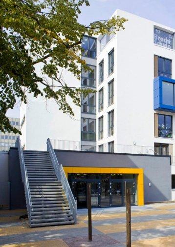 Der Neubau im Ideenmagazin - Brecht-Schulen