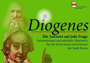 Diogenes Die Antwort auf jede Frage