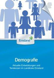 Aktuelle Entwicklungen und Tendenzen im Landkreis Emsland (PDF)