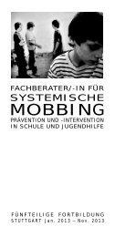 Flyer systemische Mobbing Stuttgart 4 - Gewerkschaft Erziehung ...