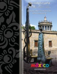 Reiseführer Guadalajara - Mexico Tourism Board