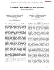 use style: paper title - International Journal of Computer Technology ...