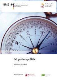 II. Migrationspolitik: Begriffsklärung und Grundlagen - GIZ