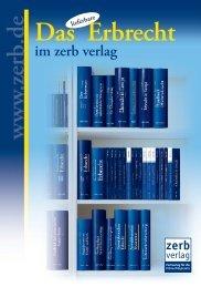 im zerb verlag - Deutscher Anwaltverlag