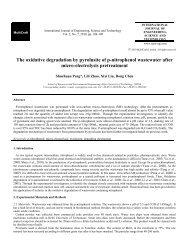 Full Text (PDF) - International Journal of Engineering, Science and ...